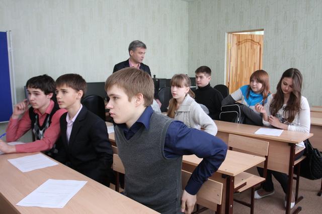 «Гражданин предприниматель» провел первый виртуальный «урок» для школьников